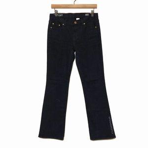 J Crew Bootcut Black Jeans